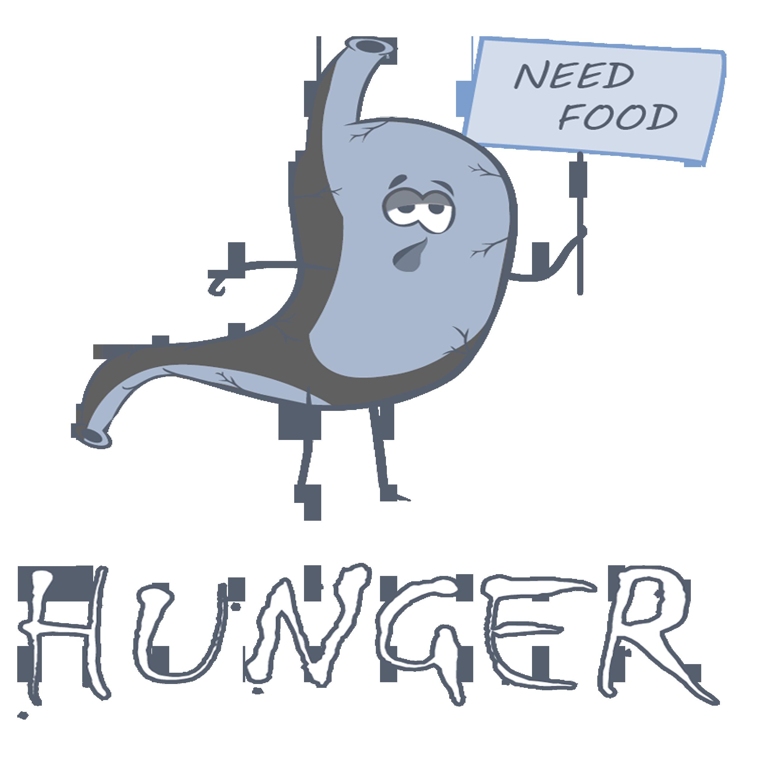 Hunger Gray