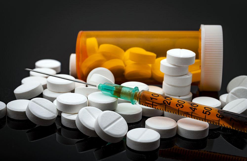 Pills and Needles